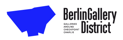 Berlin Gallery District Logo